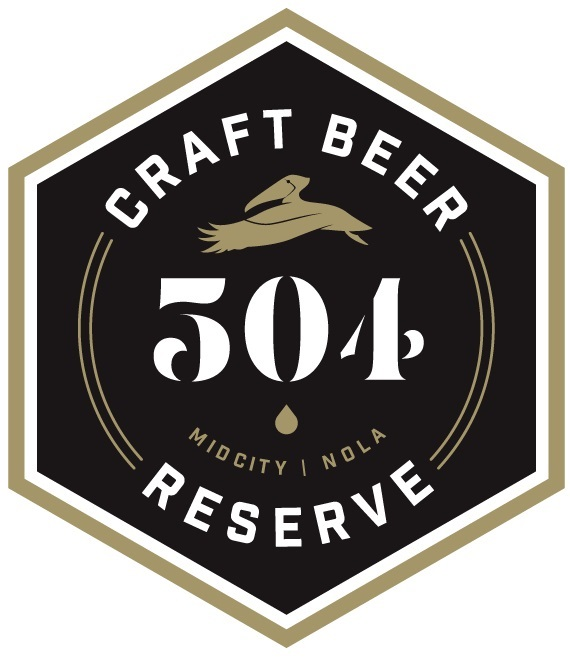 504 Craft Beer Reserve Logo