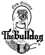 Bulldog logo for website